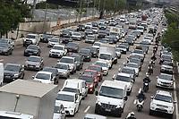 14.05.2018 - Trânsito na Marginal Pinheiros em SP