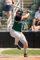 Augusta first baseman Matthew Weston (19) at bat versus Kannapolis at Fieldcrest Cannon Stadium in Kannapolis, NC, Monday, September 3, 2007.