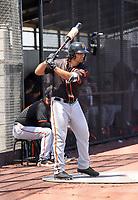 Sean Roby - San Francisco Giants 2021 spring training (Bill Mitchell)