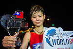 Participants compete during the Wings for Life World Run in Yilan, Taiwan on May 3, 2015.