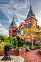 Smithsonian Washington DC National Mall