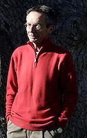 """Il regista francese Patrice Leconte posa durante un photocall per la presentazione del suo nuovo film d'animazione """"La bottega dei suicidi"""" a Roma, 19 dicembre 2012..French director Patrice Leconte poses during a photocall for the presentation of his new animation movie """"Le magasin des suicides"""" (""""The suicide shop"""") in Rome, 18 December 2012..UPDATE IMAGES PRESS/Riccardo De Luca"""