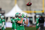North Texas Mean Green wide receiver Braydon Watson (39) in action during the Zaxby's Heart of Dallas Bowl game between the Army Black Knights and the North Texas Mean Green at the Cotton Bowl Stadium in Dallas, Texas.