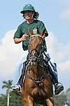 WELLINGTON, FL - FEBRUARY 19:  Scenes from the Ylvisaker Cup Final as Coca Cola 9 defeats Tonkawa 8 in overtime with a Golden Goal on a Penalty 2 by Julio Arellano, in the William Ylvisaker Cup Final, at the International Polo Club, Palm Beach on February 19, 2017 in Wellington, Florida. (Photo by Liz Lamont/Eclipse Sportswire/Getty Images)