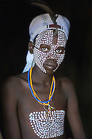 Agore, Boy from Erbore tribe, Ethiopia, 2006