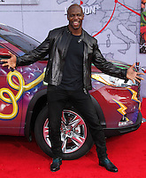 """HOLLYWOOD, LOS ANGELES, CA, USA - MARCH 11: Terry Crews at the World Premiere Of Disney's """"Muppets Most Wanted"""" held at the El Capitan Theatre on March 11, 2014 in Hollywood, Los Angeles, California, United States. (Photo by Xavier Collin/Celebrity Monitor)"""