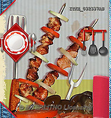 Isabella, MODERN, MODERNO, paintings+++++,ITKE032337AS,#n# bbq,barbeque ,everyday