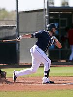 Austin Allen - San Diego Padres 2019 spring training (Bill Mitchell)