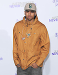 "Chris Brown attends the Paramount Pictures' L.A. Premiere of ""JUSTIN BIEBER: NEVER SAY NEVER."" held at The Nokia Theater Live in Los Angeles, California on February 08,2011                                                                               © 2010 DVS / Hollywood Press Agency"