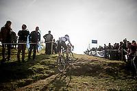 European Champion Quinten Hermans (BEL/U23/Telenet-Fidea)<br /> <br /> 25th Koppenbergcross 2016