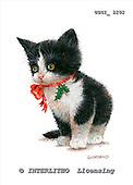 GIORDANO, CHRISTMAS ANIMALS, WEIHNACHTEN TIERE, NAVIDAD ANIMALES, paintings+++++,USGI2202,#XA#