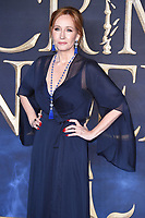 "J.K. Rowling<br /> arriving for the ""Fantastic Beasts: The Crimes of Grindelwald"" premiere, Leicester Square, London<br /> <br /> ©Ash Knotek  D3459  13/11/2018"