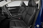 Front seat view of2016 Nissan Maxima SV 4 Door Sedan Front Seat car photos