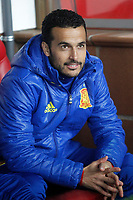 Spain's Pedro Rodriguez during FIFA World Cup 2018 Qualifying Round match. March 24,2017.(ALTERPHOTOS/Acero) /NortePhoto.com