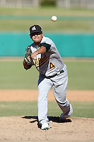 Carlos Hernandez - Phoenix Desert Dogs - 2010 Arizona Fall League.Photo by:  Bill Mitchell/Four Seam Images..