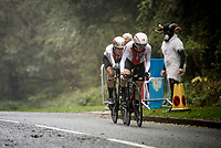 Suisse Team<br /> <br /> Team Time Trial Mixed  Relay<br /> <br /> 2019 Road World Championships Yorkshire (GBR)<br /> <br /> ©kramon