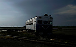 Old Cuban train maintains routes for Local travelers along Island