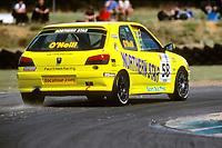 #58 Paul O'Neill. Techspeed Motorsport. Peugeot 306R.