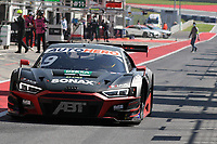 4th September 2021; Red Bull Ring, Spielberg, Austria; DTM  Race 1 at Spielberg;   Mike Rockenfeller GER ABT Sportsline - Audi R8 LMS