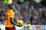 St Johnstone v Galatasaray…12.08.21  McDiarmid Park Europa League Qualifier<br />Patrick van Aanholt<br />Picture by Graeme Hart.<br />Copyright Perthshire Picture Agency<br />Tel: 01738 623350  Mobile: 07990 594431