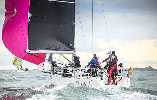 The Shanahan family's J109 Ruth from the National Yacht Club, a former ISORA champion, is entered for the 2021 Sovereign's Cup