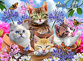 Howard, REALISTIC ANIMALS, REALISTISCHE TIERE, ANIMALES REALISTICOS, paintings+++++,GBHR949,#a#, EVERYDAY ,selfies