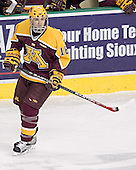 Ryan Potulny - The University of Minnesota Golden Gophers defeated the University of North Dakota Fighting Sioux 4-3 on Friday, December 9, 2005, at Ralph Engelstad Arena in Grand Forks, North Dakota.