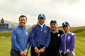 Ryder Cup First Minister and Chinese Ambassador
