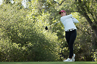 STANFORD, CA - APRIL 23: Sadie Englemann at Stanford Golf Course on April 23, 2021 in Stanford, California.