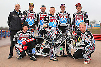Lakeside Hammers 2015 - Lakeside Hammers Speedway Press & Practice Day at Arena Essex Raceway - 20/03/15 - MANDATORY CREDIT: Gavin Ellis/TGSPHOTO - Self billing applies where appropriate - contact@tgsphoto.co.uk - NO UNPAID USE