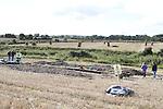 Schools visit site of Annagassan Viking finds