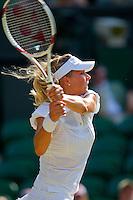 25-6-09, England, London, Wimbledon,Maria Kirilenko