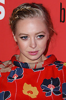 BEVERLY HILLS, CA - OCTOBER 23: Actress Portia Doubleday arrives at the 5th Annual FGI Los Angeles Charity Event held at The Mr. C Hotel on October 23, 2013 in Beverly Hills, California. (Photo by Xavier Collin/Celebrity Monitor)