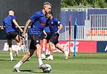 Atletico de Madrid's Jose Maria Gimenez during training session. June 22,2020.(ALTERPHOTOS/Atletico de Madrid/Pool)