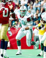 Dave Harper San Antonio Texans 1995. Photo F. Scott Grant