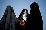 Israel, Bedouin women in the Negev
