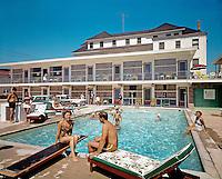 Packard Motel,North Wildwood, NJ. 1960's