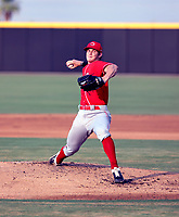 Bryce Bonnin - Cincinnati Reds 2021 extended spring training (Bill Mitchell)