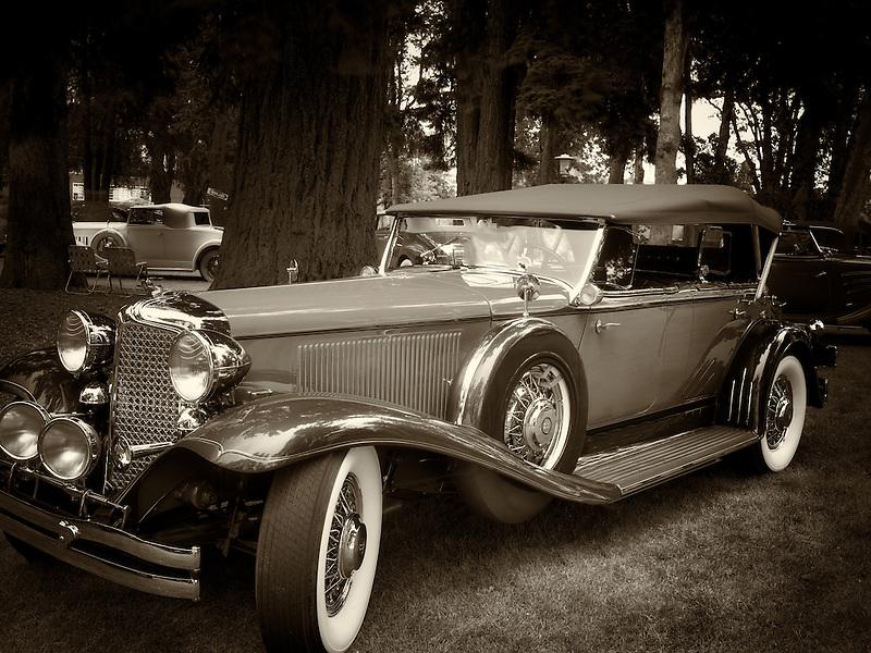 1931 Chrysler Imperial Dual Cowl Phaeton. Oregon