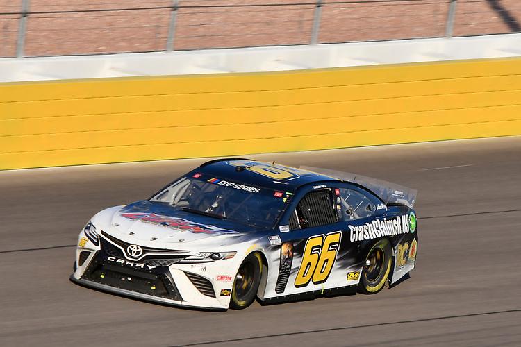 #66: Timmy Hill, Motorsports Business Management, Toyota Camry CrashClaimsR.US