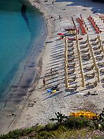 Strand von Fetovaia, Elba, Region Toskana, Provinz Livorno, Italien, Europa<br /> Beach of Fetovaia, Elba, Region Tuscany, Province Livorno, Italy, Europe