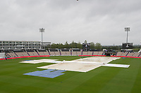 The weather looks bleak on day 4 of the WTC Final during India vs New Zealand, ICC World Test Championship Final Cricket at The Hampshire Bowl on 21st June 2021