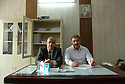 Iraq 2015<br />Teachers in a high school of Erbil. On the wall a portrait of Mustafa Barzani<br />Irak 2015<br />Professeurs d'une ecole secondaire a Erbil. Sur le mur , un portrait de Mustafa Barzani