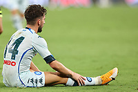 Dries Mertens of SSC Napoli dejection<br /> during the friendly football match between SSC Napoli and Pescara Calcio 1936 at stadio San Paolo in Napoli, Italy, September 11, 2020. <br /> Photo Cesare Purini / Insidefoto