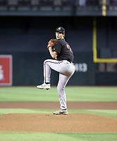 Jacob Steinmetz - 2021 Arizona League Diamondbacks (Bill Mitchell)