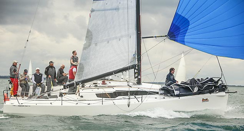 Paul O'Higgins (Sailor of the Year 2019) successfully defended his 2019 ISORA title in 2020 with his JPK 10.80 Rockabill VI.