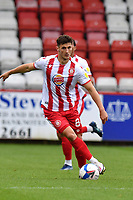 Elliot Osborne of Stevenage F.C. during Stevenage vs Salford City, Sky Bet EFL League 2 Football at the Lamex Stadium on 3rd October 2020