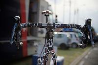 post-race clean<br /> <br /> stage 18: Muggio - Pinerolo (240km)<br /> 99th Giro d'Italia 2016