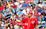 2010-08-15 MLB: Diamondbacks at Nationals