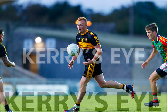 Johnny Buckley, Dr. Crokes during the Kerry County Senior Football Championship Semi-Final match between Mid Kerry and Dr Crokes at Austin Stack Park in Tralee, Kerry.